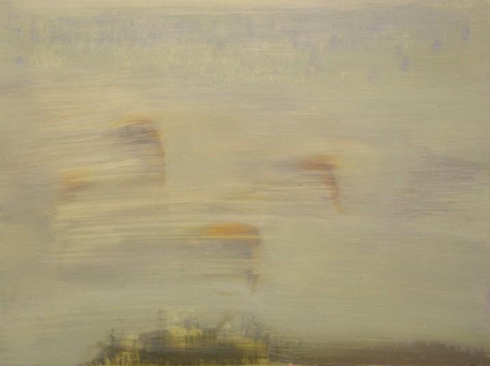 Search oil on board 18 x 24 cm 2012